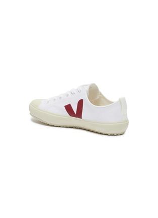 - VEJA - 'Nova' canvas lace up sneakers