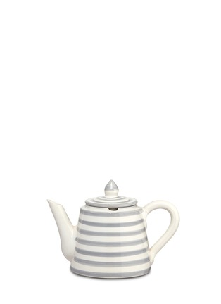Main View - Click To Enlarge - CHABI CHIC - Stripe teapot