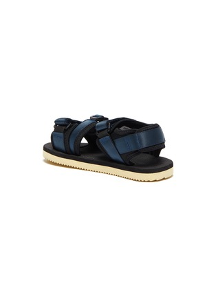 Detail View - Click To Enlarge - SUICOKE - Strappy sandals