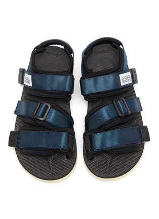 Figure View - Click To Enlarge - SUICOKE - Strappy sandals