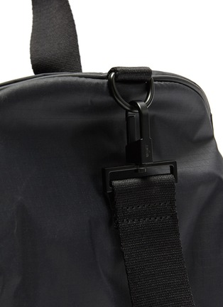 Detail View - Click To Enlarge - WANT LES ESSENTIELS - 'Stanfield' ECONYL® gym bag