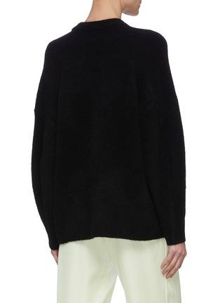 Back View - Click To Enlarge - 3.1 PHILLIP LIM - Crew neck knit sweater