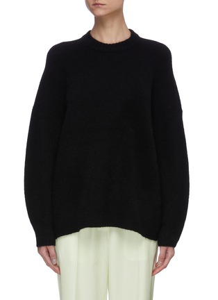 Main View - Click To Enlarge - 3.1 PHILLIP LIM - Crew neck knit sweater