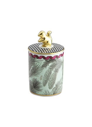 - RICHARD GINORI - Totem Squirrel Porcelain Scented Candle With Cover – 300ml