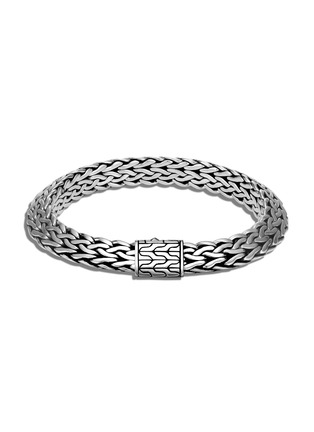 Main View - Click To Enlarge - JOHN HARDY - 'Classic Chain Tiga' sterling silver bracelet