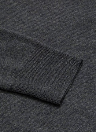 - JW ANDERSON - Tie front knit top