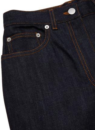 - JW ANDERSON - Tied hem jeans