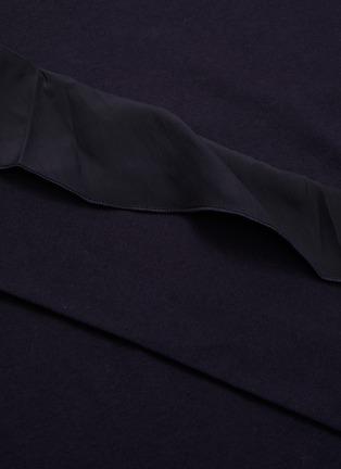 - JW ANDERSON - Ruffle sleeve top