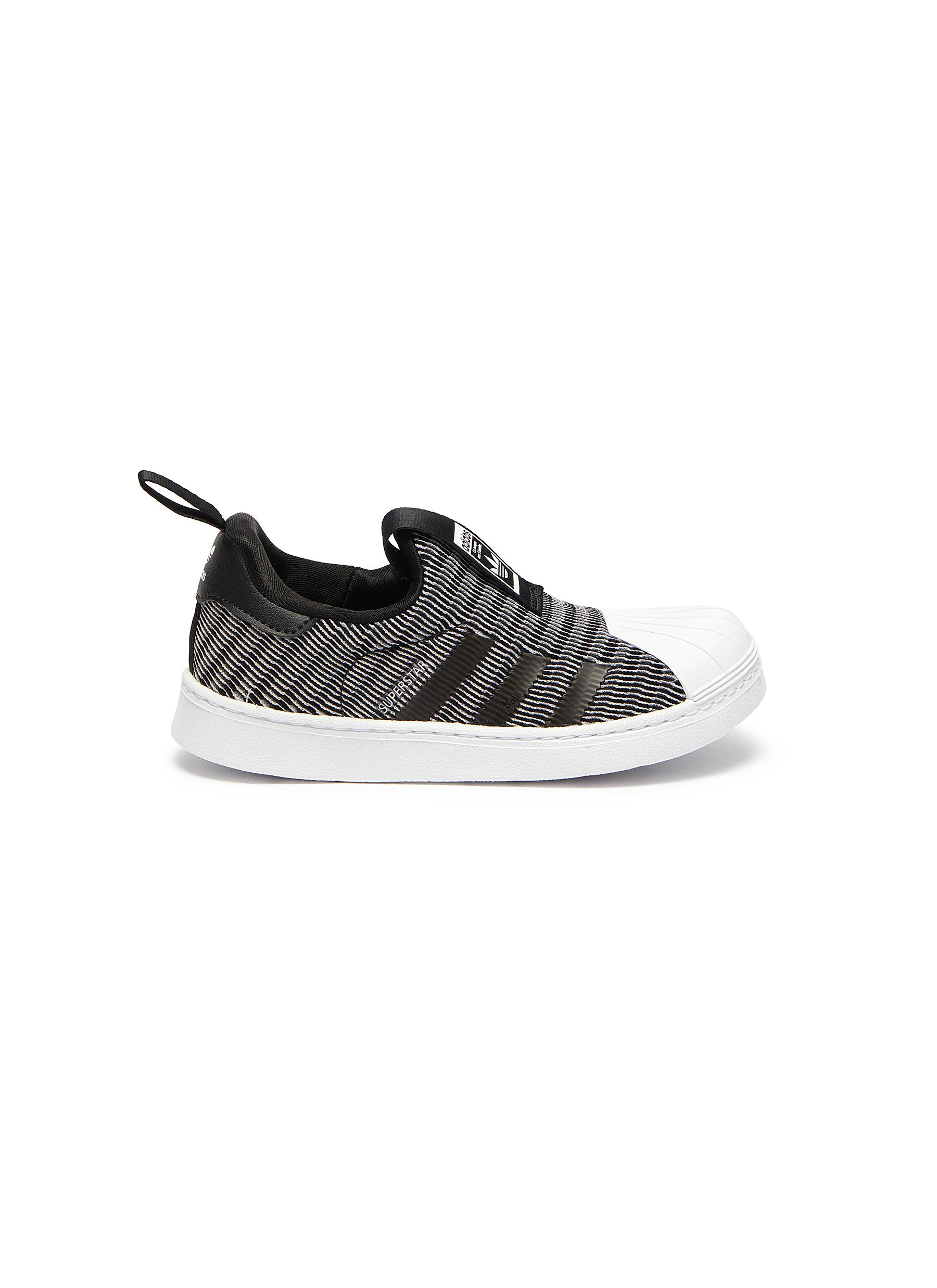 adidas slip on shoes for boys