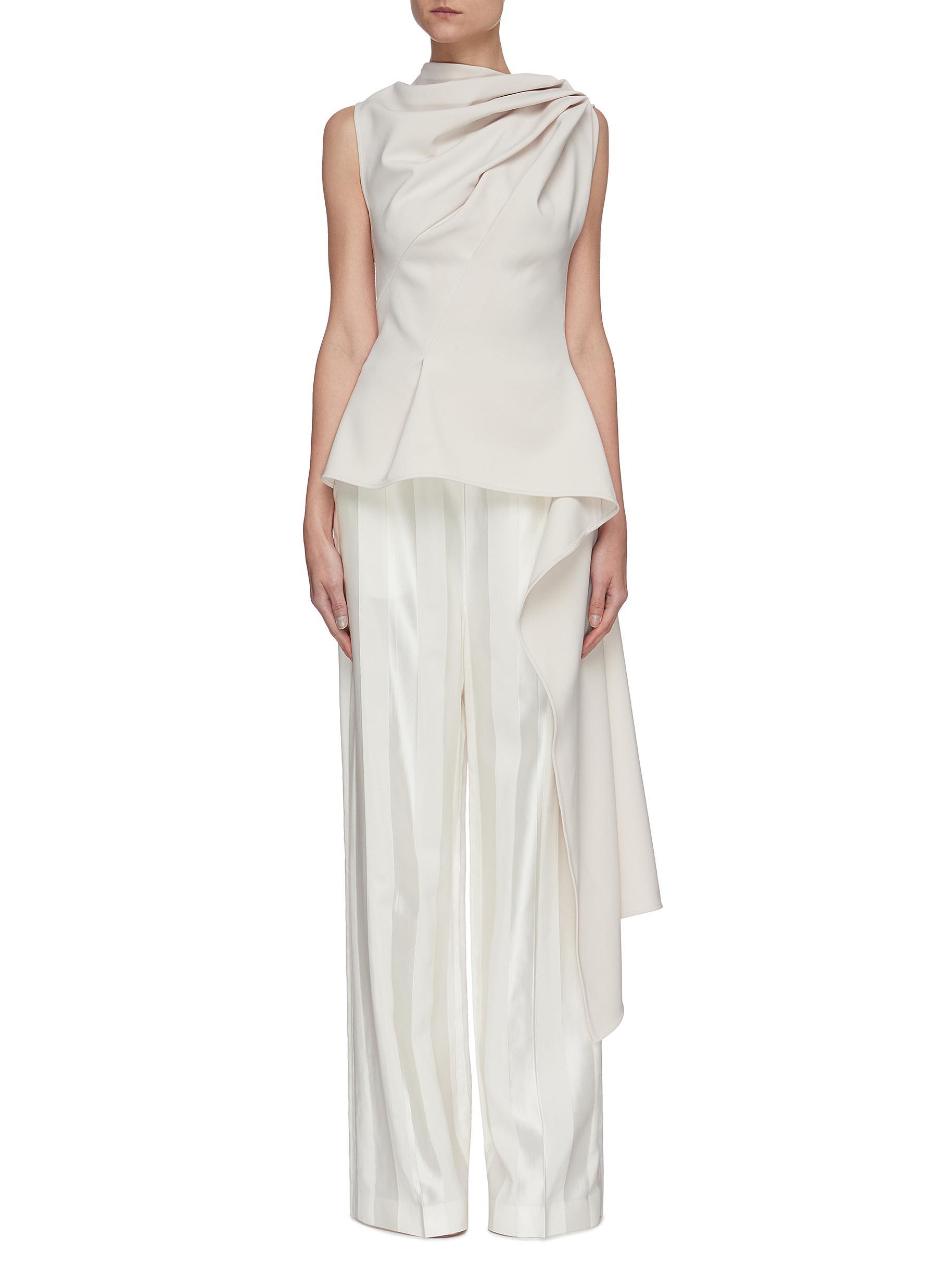 shop Maticevski Zealous' drape top online