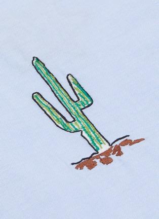- MIRA MIKATI - Graphic embroidered shirtdress