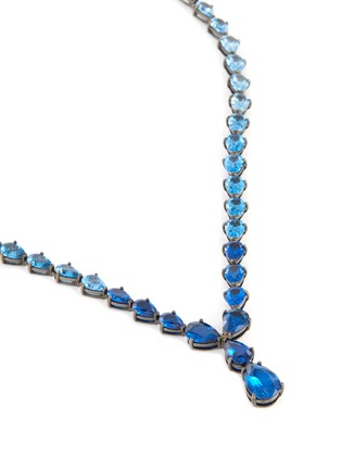 Detail View - Click To Enlarge - ANABELA CHAN - Aqua Nova' gemstone necklace