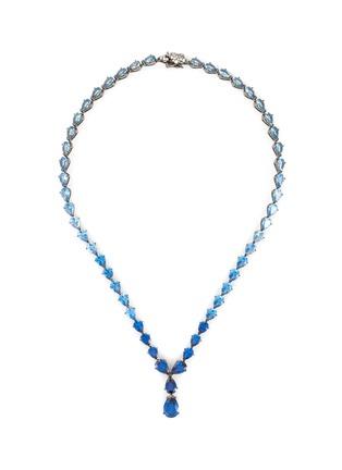 Main View - Click To Enlarge - ANABELA CHAN - Aqua Nova' gemstone necklace
