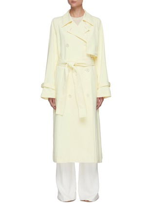 Main View - Click To Enlarge - THE ROW - 'Kereem' belted trench coat