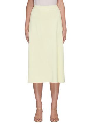 Main View - Click To Enlarge - THE ROW - 'Araceli' high waist midi skirt