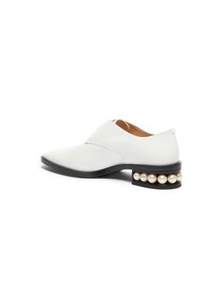 - NICHOLAS KIRKWOOD - 'Casati' lace up leather Derby shoes