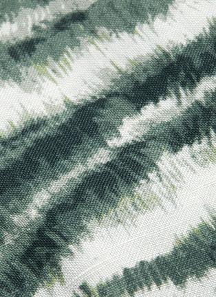 - CULT GAIA - Sandi graphic print halter neck wide leg jumpsuit