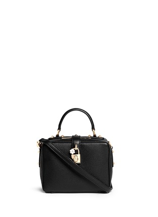 Main View - Click To Enlarge - - - 'Dolce Soft' drummed calfskin leather bag