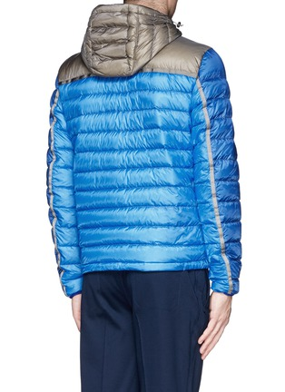 Back View - Click To Enlarge - Moncler - 'Arsenal' hooded down jacket