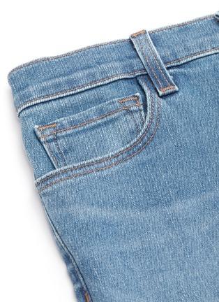 - J BRAND - 'Valentina' medium wash flare jeans