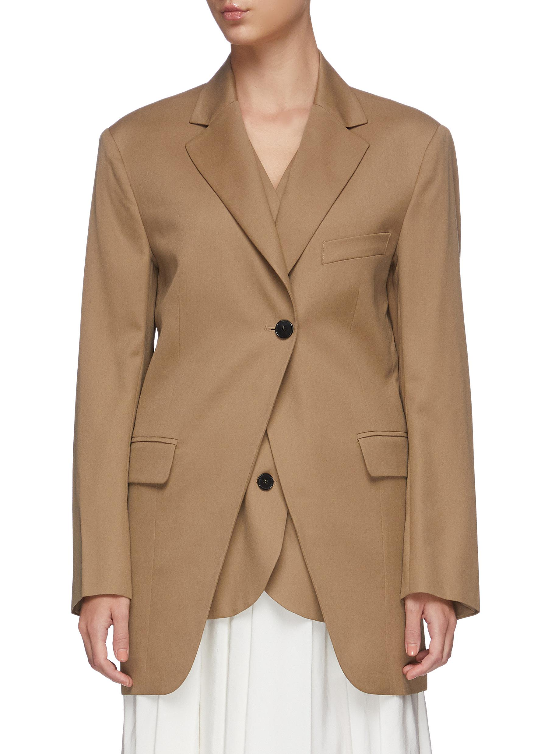 Low Classic SINGLE BREASTED BLAZER