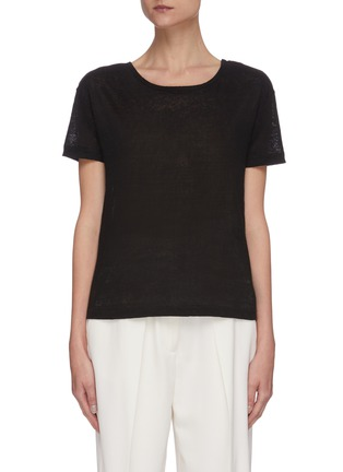 Main View - Click To Enlarge - EQUIL - Regular fit T-shirt