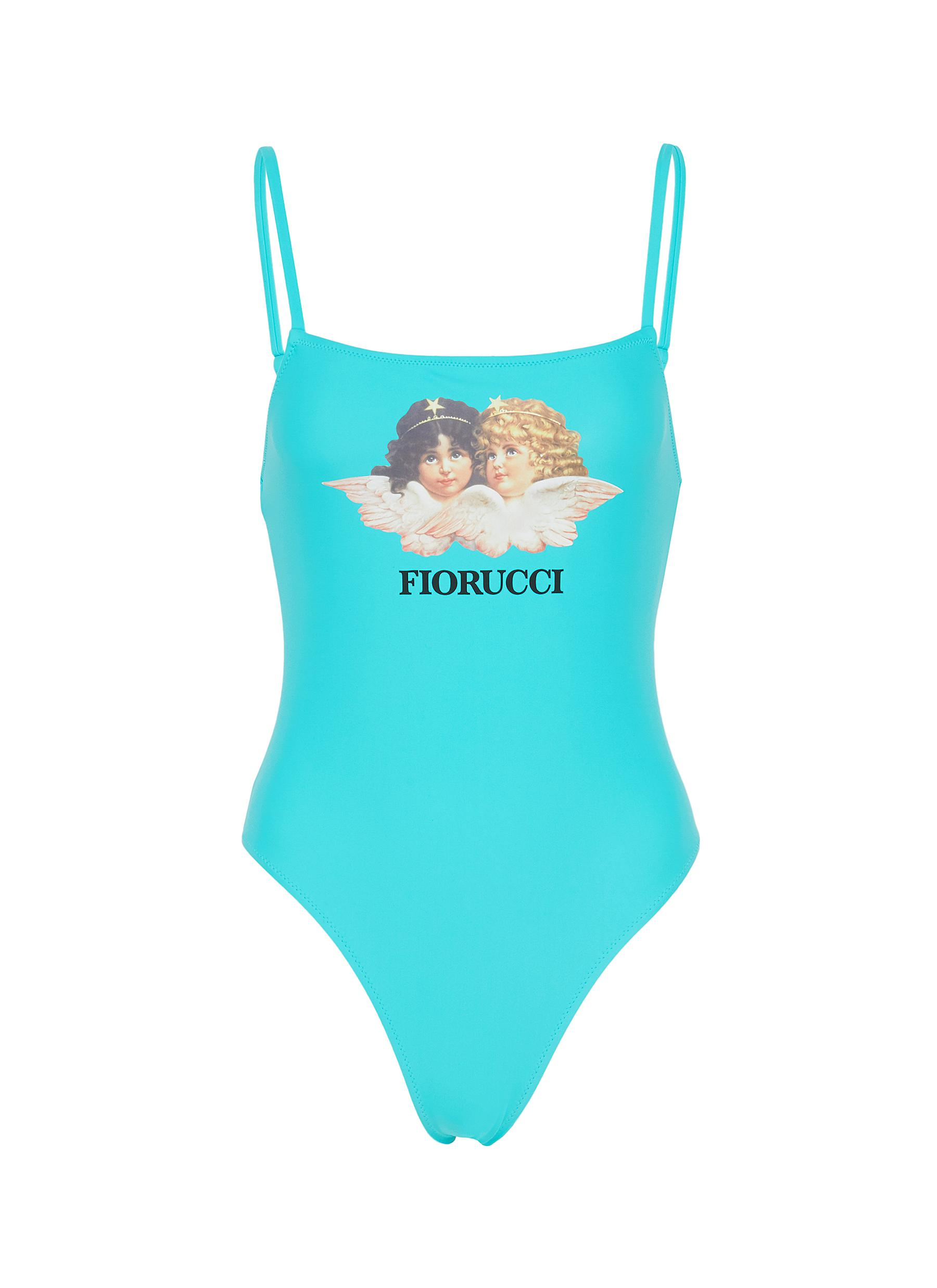 Fiorucci ANGEL PRINT ONE PIECE SWIMSUIT