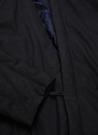 - ZIGGY CHEN - Kimono-style Jacket