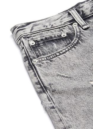 - RAG & BONE/JEAN - 'Maya' distressed denim shorts