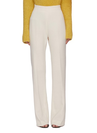 Main View - Click To Enlarge - PETAR PETROV - Flared tailored pants