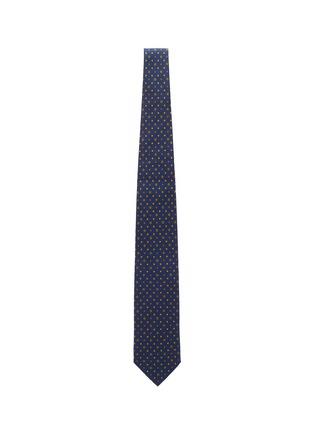 Figure View - Click To Enlarge - STEFANOBIGI MILANO - Mixed print tie