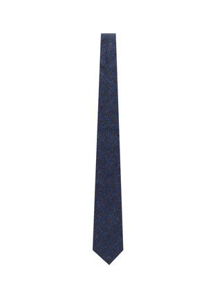 Figure View - Click To Enlarge - STEFANOBIGI MILANO - Polka dot print silk tie