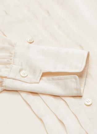 - PHILOSOPHY DI LORENZO SERAFINI - Pleated front blouse