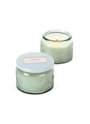 - VOLUSPA - Japonica French Cade & Lavender scented candle 90g