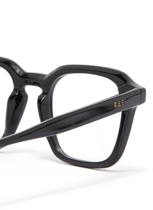 Detail View - Click To Enlarge - SUPER - 'Numero 66' acetate square frame optical glasses