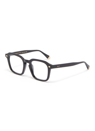 Main View - Click To Enlarge - SUPER - 'Numero 66' acetate square frame optical glasses