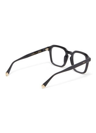 Figure View - Click To Enlarge - SUPER - 'Numero 66' acetate square frame optical glasses