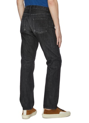 Back View - Click To Enlarge - FDMTL - 'CS70' ripped and repaired jeans