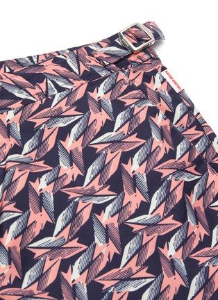 - ORLEBAR BROWN - Setter' geometric print short length swim trunks