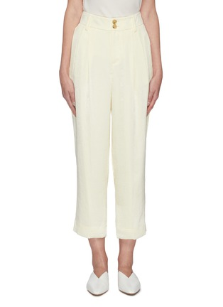 Main View - Click To Enlarge - VINCE - Tapered culottes