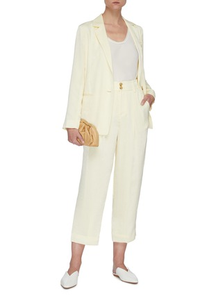Figure View - Click To Enlarge - VINCE - Tapered culottes