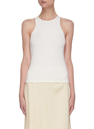Main View - Click To Enlarge - VINCE - High neck tank top