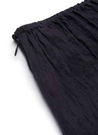 - VINCE - Hammered satin wide leg lounge pants