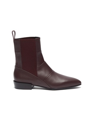 Main View - Click To Enlarge - 3.1 PHILLIP LIM - Dree block heel ankle boots