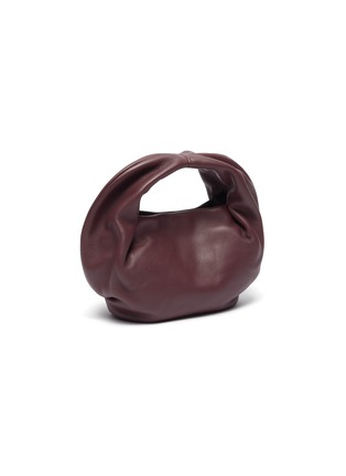 Detail View - Click To Enlarge - DANSE LENTE - Lola unstructured top handle leather bag