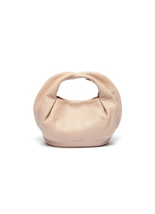 Main View - Click To Enlarge - DANSE LENTE - Lola unstructured top handle leather bag