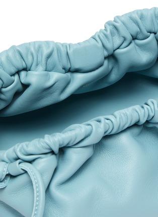 Detail View - Click To Enlarge - MANSUR GAVRIEL - Mini Cloud leather clutch