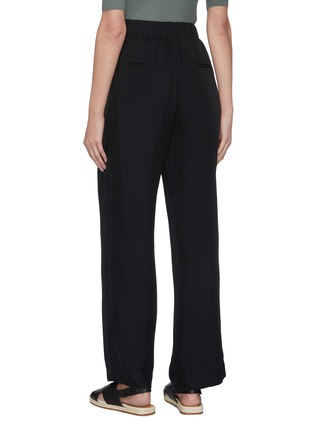 Back View - Click To Enlarge - VINCE - Wide leg tailored pants
