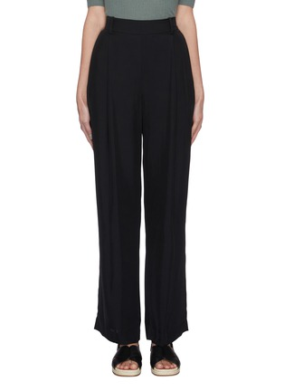 Main View - Click To Enlarge - VINCE - Wide leg tailored pants