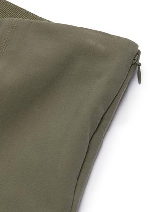 - VINCE - Front stitch seam leggings